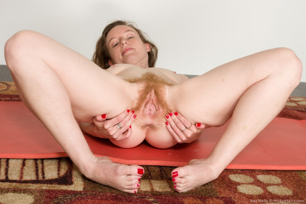 Woman on top dildo