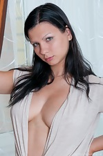 Bianka can't wait to get naked for you