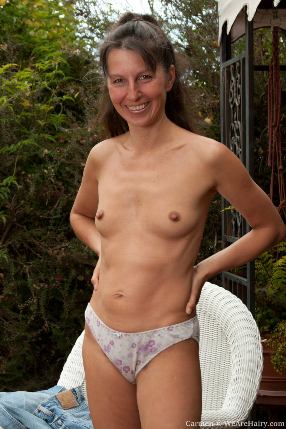 Titless milf remarkable