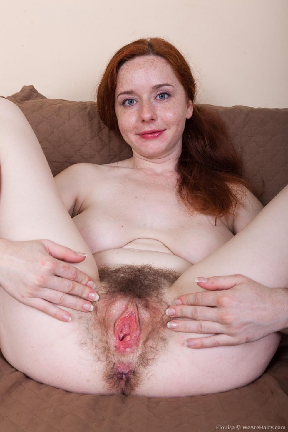 huge tits redhead