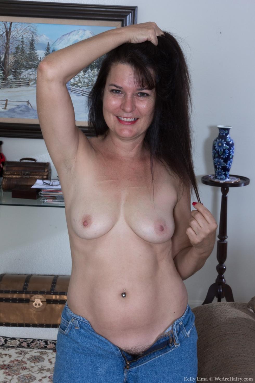 Hairy Pussy Striptease 18