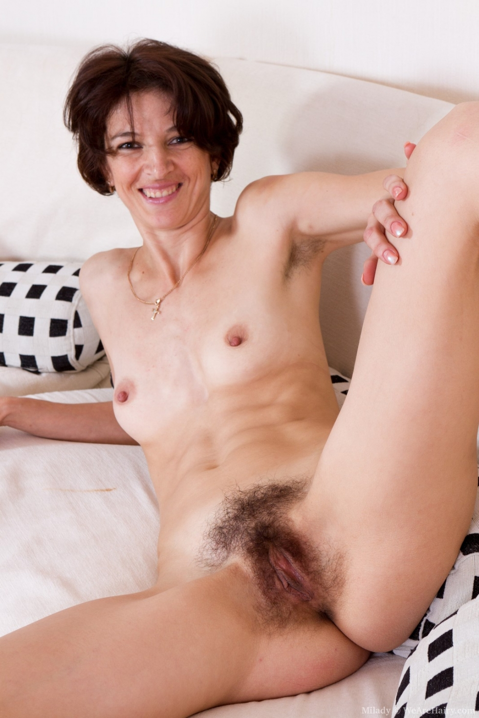 Women naked and hairy