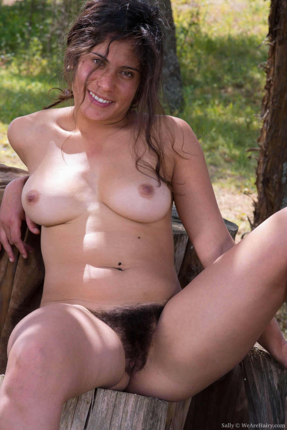 best naked wife muff