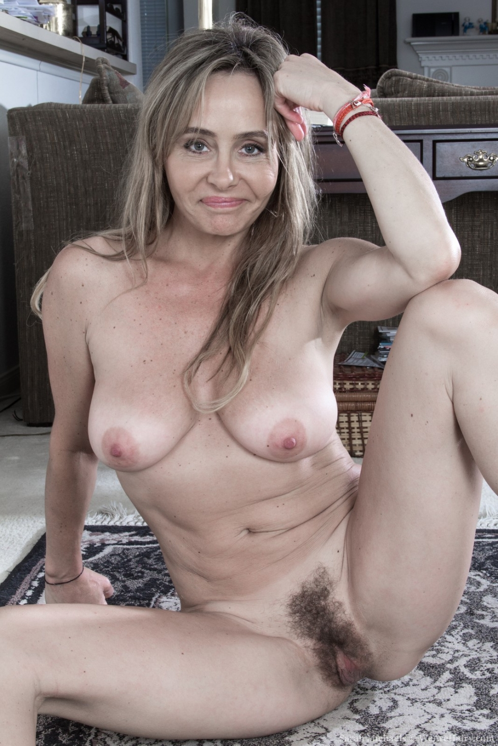 Hot milf striptease