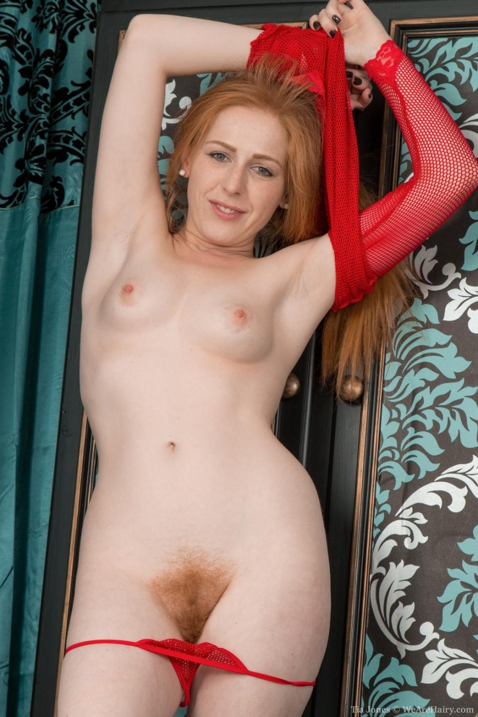 Hot redhead hair