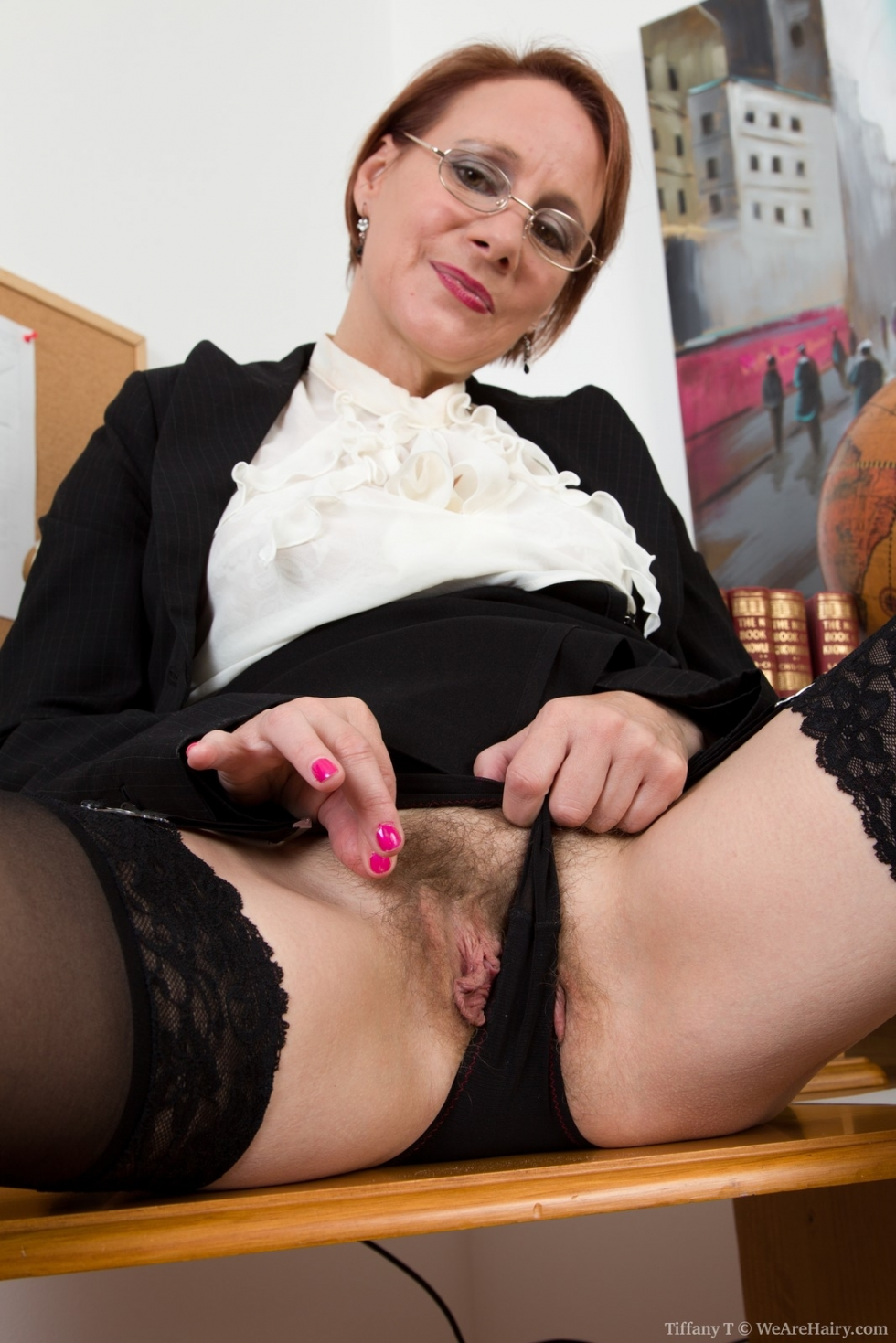 Pussy In The Office 71