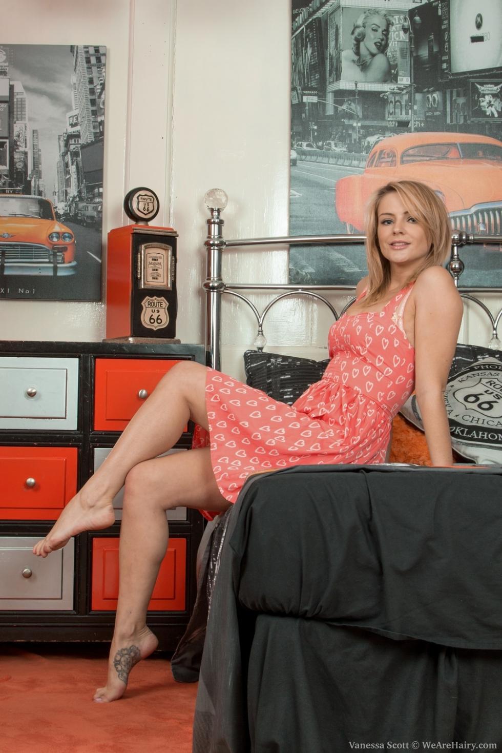 Vanessa scott naked