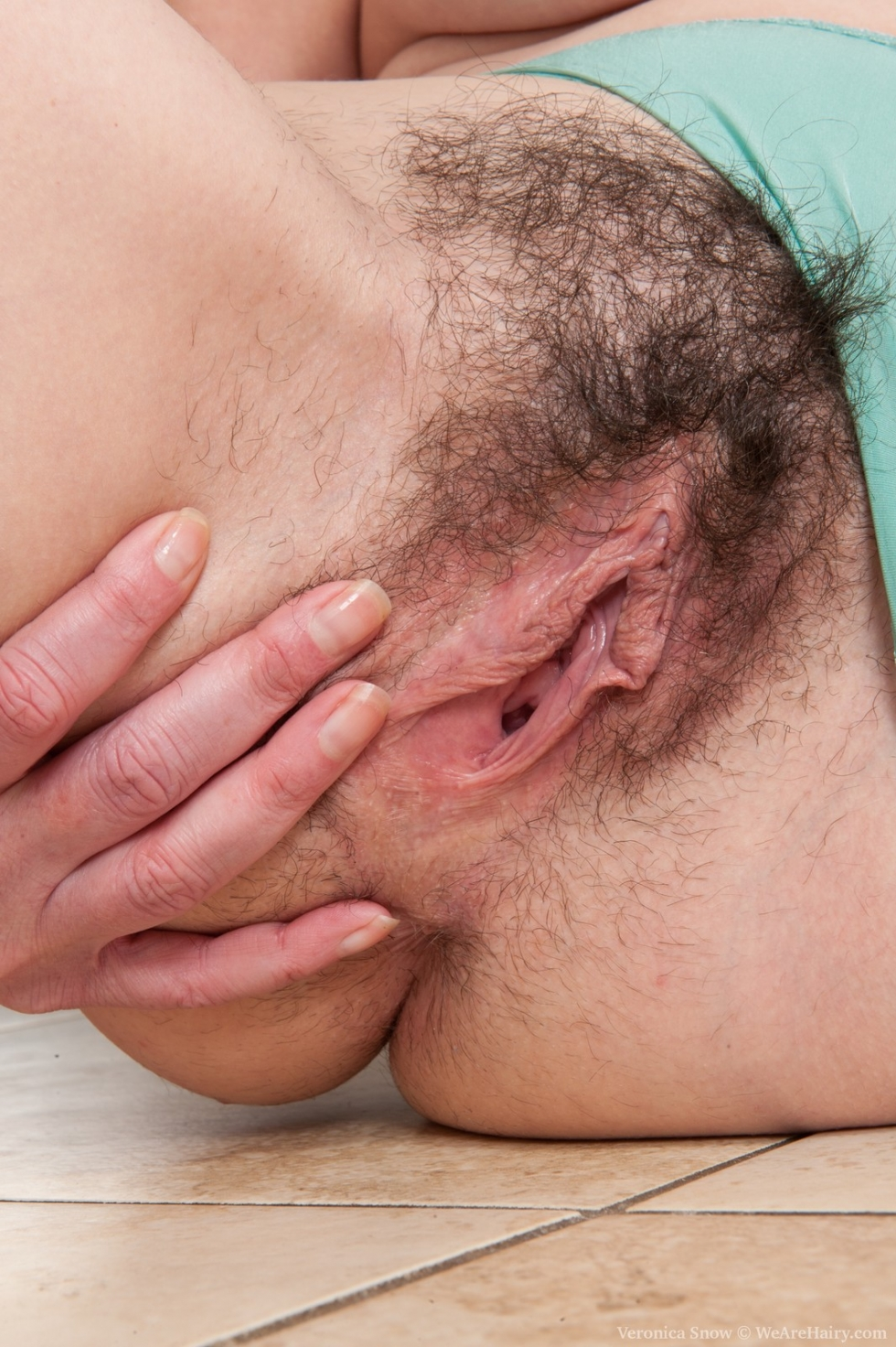 Sexy mature pussy close up