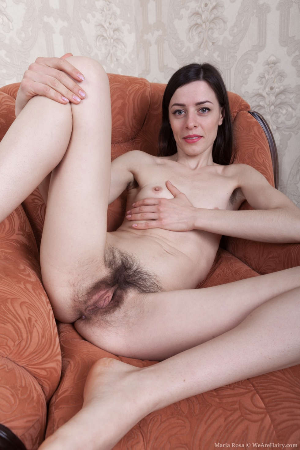 hairy super models nude