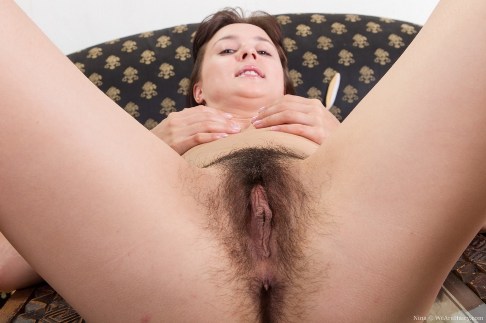 Nina Pictures - Hairy Women Pussykristy Wearehairy PornPros 1