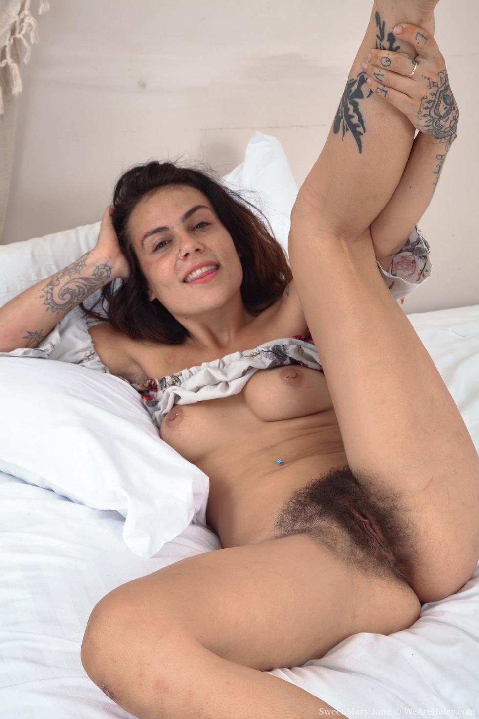 Hairy mary jane